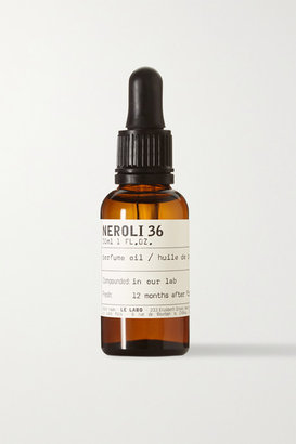 Le Labo Neroli 36 Perfume Oil, 30ml - Colorless
