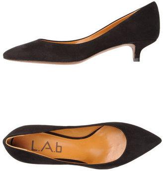 L.A.B Closed-toe slip-ons