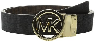 MICHAEL Michael Kors Michael Kors 32MM Reversible Buckle Logo to Logo