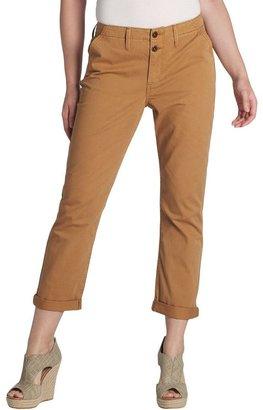 Levi's crop chino pants
