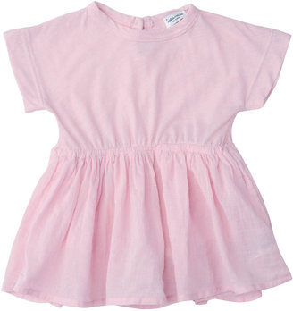 Splendid Mock Twist Dress with Attached Bloomers