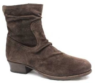 "Fiorentini+Baker Malin"" Caffe (Brown) Suede Short Boot"