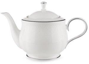 Lenox Hannah Platinum Teapot