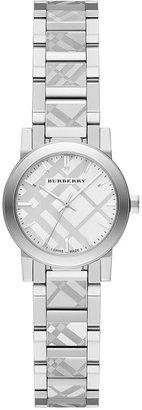 Burberry Women's Swiss Stainless Steel Bracelet Watch 26mm BU9233 $595 thestylecure.com