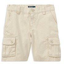 Ralph Lauren Polo Boys' Basic Gellar Cargo Shorts - Little Kid
