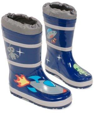 "Kidorable Space Hero"" Rain Boots"