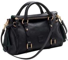 Dooney & Bourke Florentine Leather Mini Satchel Bag