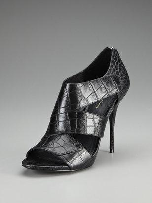 Elizabeth and James Latch Peep-Toe Sandal