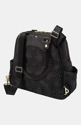 Petunia Pickle Bottom 'Embossed Sashay' Diaper Bag (Special Edition)