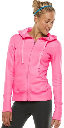 Tek Gear Women's Fleece Curved Pocket Hoodie