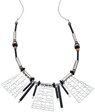 Kris Nations Black and Tan Kimo Necklace