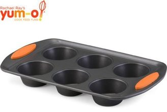 Rachael Ray 6-c. Nonstick Oven Lovin' Muffin Pan