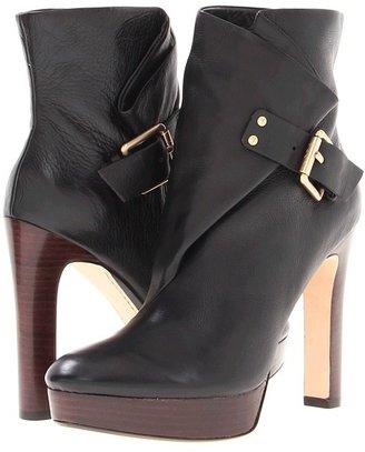 KORS Zurie (Black) - Footwear