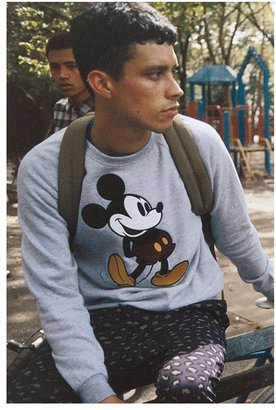 Mighty Fine Classic Mickey Mouse Sweatshirt