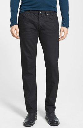 Men's John Varvatos Star Usa 'Bowery' Slim Straight Leg Jeans $198 thestylecure.com