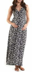 Chloé Tart Maternity 'Chloe' Maternity Maxi Dress