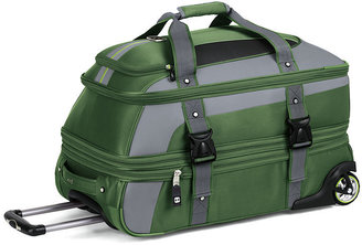 High Sierra CLOSEOUT! AT-6 Expandable Rolling Duffel & Backpack