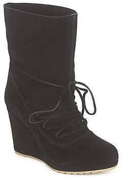 Chinese Laundry PENNY CROSSING women's Low Ankle Boots in Black