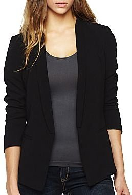 JCPenney a.n.a® Slim Lapel Tux Jacket
