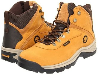Timberland White Ledge Mid Waterproof (Black) Men's Hiking Boots