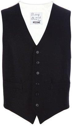 Moschino Vintage hug me waistcoat