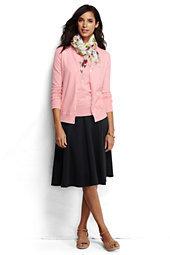 Classic Women's Sport Knit Skirt-Black