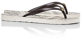 Tory Burch Printed Thin Flip Flop
