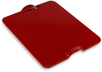 Emile Henry Flame® Top Grilling & Baking Stone in Red