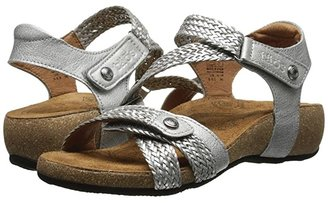 Taos Footwear Trulie (Black) Women's Sandals