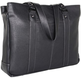 "Kenneth Cole Reaction Top Zip 15.4"" Computer Tote Pocket"