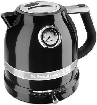 KitchenAid 1.6-qt. Pro Line Electric Kettle, Onyx Black