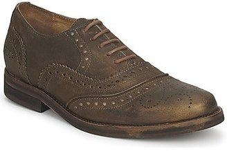 dkode MAGNA women's Smart / Formal Shoes in Brown