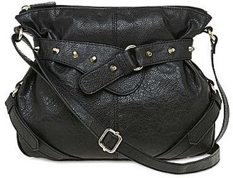 JCPenney Cosmopolitan Rock Studded Crossbody Bag
