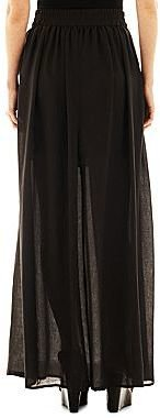 Mng by Mango® Drawstring-Waist Maxi Skirt