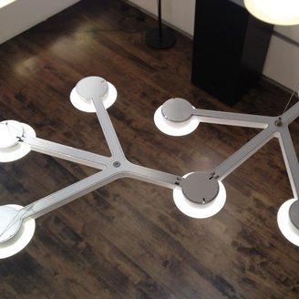 Artemide Lighting LED Net Circle Suspension