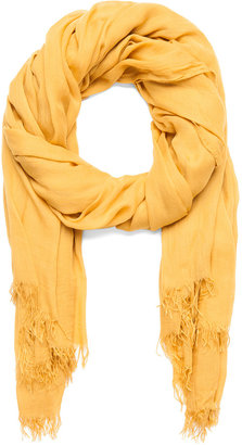 Isabel Marant Jepson Smoothie Chic Scarf in Curry