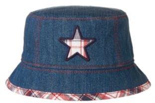 Crazy 8 Star Denim Bucket Hat