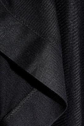 Helmut Lang Voltage ribbed jersey cardigan
