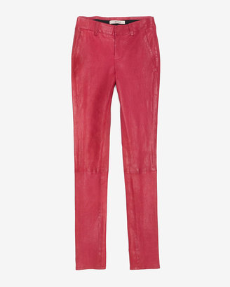 J Brand Carin Leather Trouser Pant