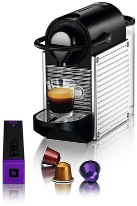 """Nespresso Pixie"""" Espresso Maker, Electric Titan"""