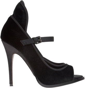Max Studio Elanorav - Velvet High-Heels