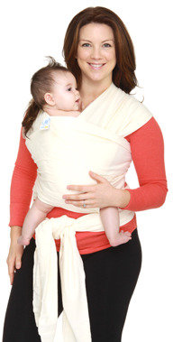Moby Wrap Originals Baby Carrier - Natural