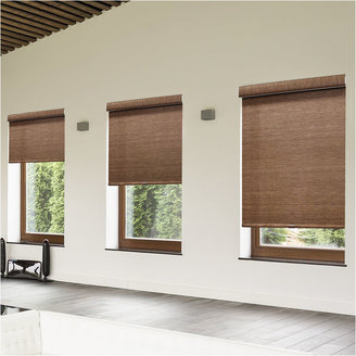 Asstd National Brand Deluxe Woven Light-Filtering Cordless Roller Shade