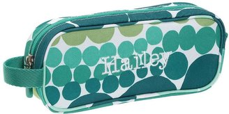 STUDY Gear-Up Pool Ombre Dot Pencil Case
