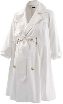 Isabella Oliver Maternity The Trapeze Trench