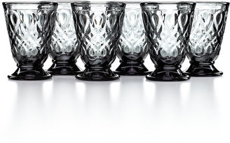 French Home La Rochère Glassware, Set of 6 Lyonnais Goblets