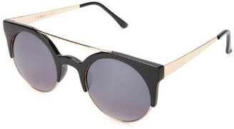 A. J. Morgan A.J. Morgan womens Doe 53548 Oversized Sunglasses