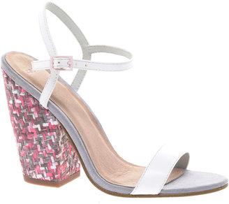 Asos HALF MOON Heeled Sandals