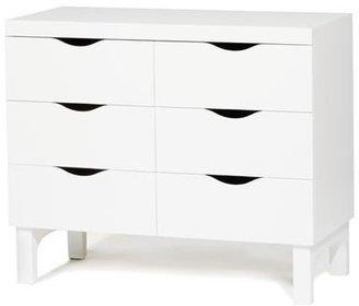 Argington BamBam Dresser- White
