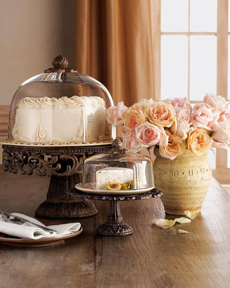 GG Collection G G Collection Small Cheese Dome & Pedestal